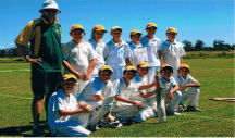 Westlawn Junior Cricket-mini