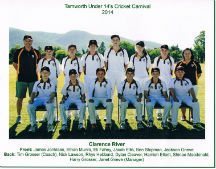 Clarence River Junior Cricket-mini